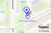 Схема проезда до компании ТФ НА ТРИФОНОВСКОЙ в Москве