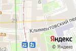 Схема проезда до компании Karakorum cashmere в Москве