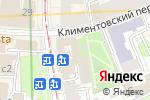 Схема проезда до компании Golova в Москве