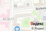 Схема проезда до компании Единая сервисная система в Москве