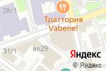 Схема проезда до компании neoriginal.ru в Москве