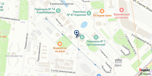 ТФ RANBAXYLABORATORIES LTD. на карте Москве