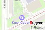 Схема проезда до компании Арт-студия Дмитрия Вольного в Москве