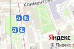 Схема проезда до компании Гилберт интерпрайзес в Москве