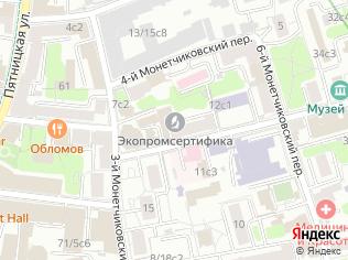 Продажа офиса 400 м2 в отдельно стоящем здании, метро Павелецкая