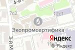 Схема проезда до компании Tramplin в Москве