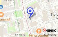 Схема проезда до компании ПРЕДСТАВИТЕЛЬСТВО В Г. МОСКВЕ КОНСАЛТИНГОВАЯ КОМПАНИЯ TRANSOLUTIONS в Москве
