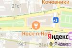 Схема проезда до компании Цветы на Сретенке в Москве