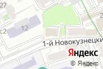 Схема проезда до компании МТЭБ ЛИЗИНГ в Москве