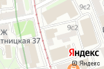 Схема проезда до компании АКБ Ланта-Банк в Москве