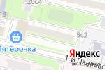 Схема проезда до компании СуперТачки в Москве