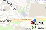 Схема проезда до компании Отдел распространения изданий в Москве
