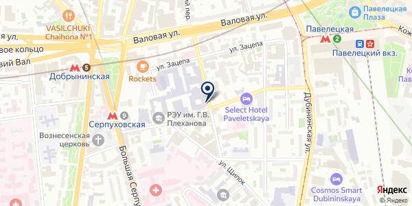 Konigsbacker на карте Москве