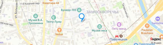 переулок Монетчиковский 4-й