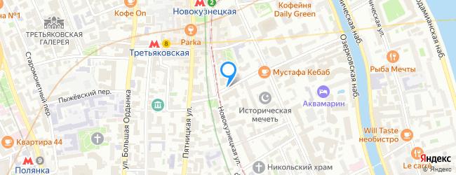 Старый Толмачёвский переулок