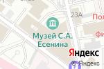 Схема проезда до компании Азбука Наследства в Москве