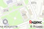 Схема проезда до компании КРЕПМАРКЕТ в Туле