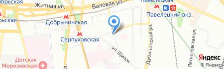 IT Ballet на карте Москвы