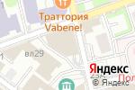 Схема проезда до компании PSM consulting CIS в Москве