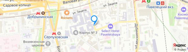 Большой Строченовский переулок