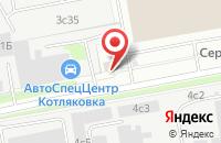 Схема проезда до компании Эквилибриум Технолоджи Групп в Москве