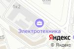 Схема проезда до компании Эталон-Тест в Москве