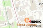 Схема проезда до компании Посольство Мали в г. Москве в Москве