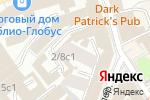 Схема проезда до компании Авторский Центр Креативной Психологии в Москве