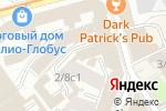 Схема проезда до компании Кедроград в Москве