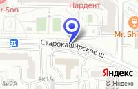 Схема проезда до компании ЛАБОРАТОРИЯ ОХРАННЫХ СИСТЕМ в Москве