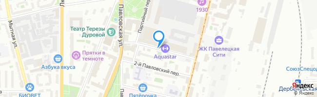 переулок Павловский 3-й