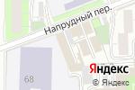 Схема проезда до компании Женщины во власть в Москве