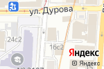 Схема проезда до компании РегионГарант в Москве