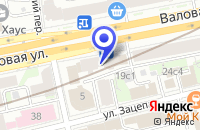 Схема проезда до компании КБ МЕЖДУНАРОДНЫЙ БАНК САНКТ-ПЕТЕРБУРГА в Москве