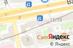 Схема проезда до компании Жалюзи Серпуховская в Москве