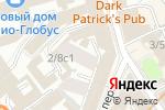 Схема проезда до компании Кайлаш в Москве