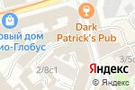 Схема проезда до компании Кларус Капитал в Москве