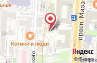 Схема проезда до компании Полиграфмонтаж-Х.Г.С. в Москве