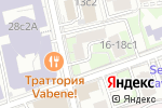 Схема проезда до компании УЗИ + в Москве