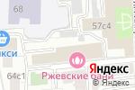 Схема проезда до компании Сервис Корсо Трейд в Москве