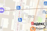 Схема проезда до компании Melior Business Consulting в Москве