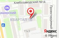 Схема проезда до компании Грин-Студия-Декор в Москве