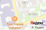 Схема проезда до компании Стоматология на Строченовском в Москве