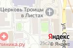 Схема проезда до компании Таджикские Трудовые Мигранты в Москве