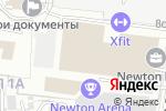 Схема проезда до компании ИТЭЛМА Билдинг Системс в Москве
