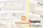 Схема проезда до компании Европейская гарантия в Москве