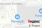 Схема проезда до компании Банкоматофф в Москве