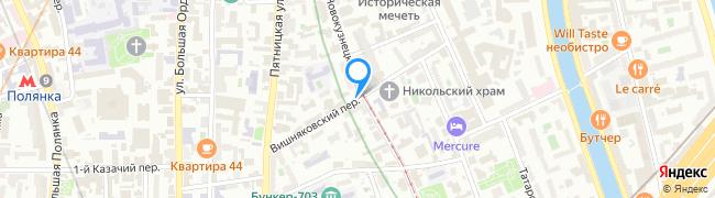 Вишняковский переулок