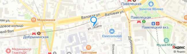 улица Зацепа