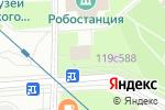 Схема проезда до компании Master-tehno.ru в Москве